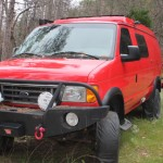 2006 Ford Sportsman van