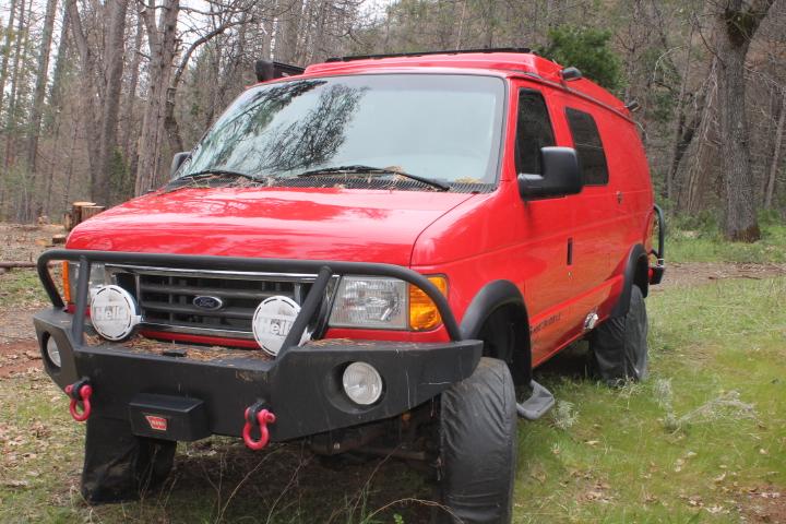 2006 Ford Sportsman van