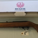New un Box Ruger Model 10/22 .22 long cal.