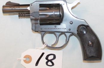 H&R Model 929 .22 cal