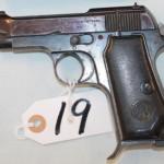 P. Berettta 9mm