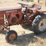 Rare collectors tractor