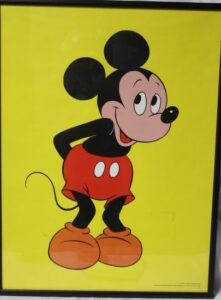 Estate Sale, Disney Collection, December 5th & 6th from 9 am till 1 pm @ Will post address Friday Dec. 4th